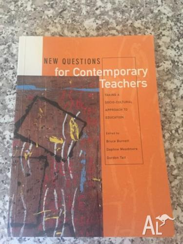 New Questions for Contemporary Teachers teaching text