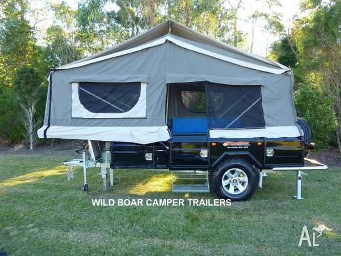 Camper Trailers