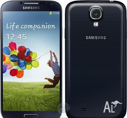NEW Samsung i9500 Galaxy S4 64GB (Unlocked)