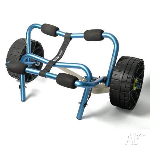 New Sea to Summit kayak trolley solid wheels