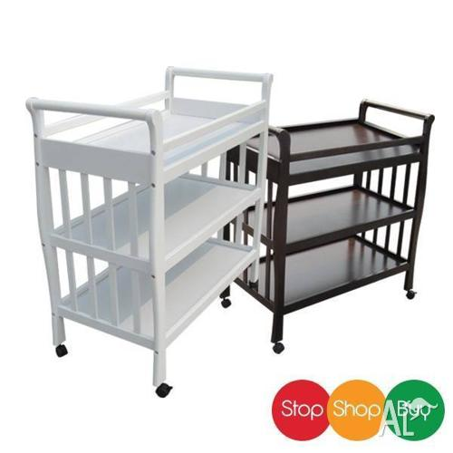 NEW Sleigh 3 TIER BABY Change table