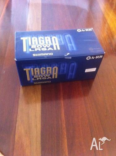 New Tiagra 50WLRSA REEL & Rod Combo