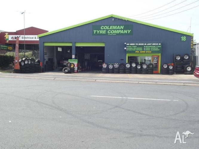New Tyres At Discounted Prices (ColemanTyres)