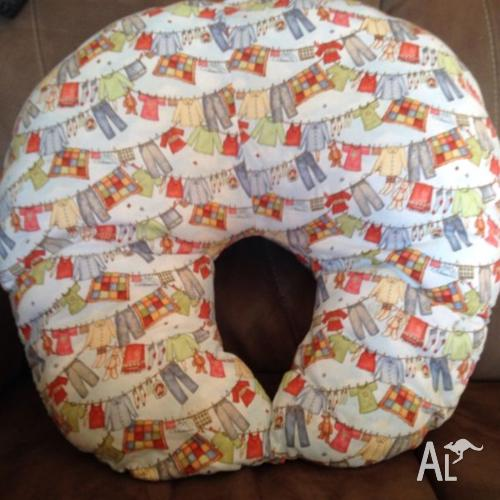 Newborn soft horseshoe thick pillow support