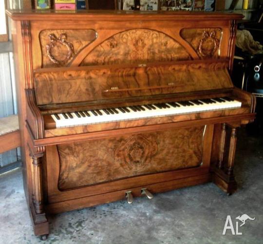 NICE BRINSMEAD PIANO
