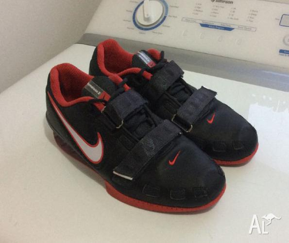 c1854a85c00ab8 Nike Romaleos 2 weightlifting shoes MENS SIZE 11 for Sale in ELANORA ...