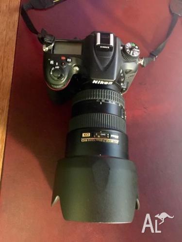 Nikon d7100 with Nikon 17-55, 2.8
