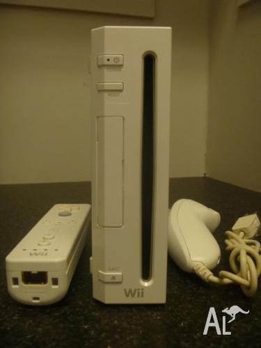NINTENDO WII CONSOLE FOR SALE!!