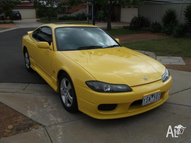 nissan 200sx spec r coupe -02 for sale in point cook, victoria