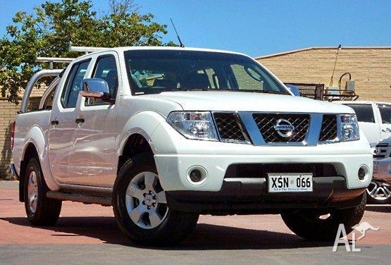 NISSAN Navara ST-X D40  2008