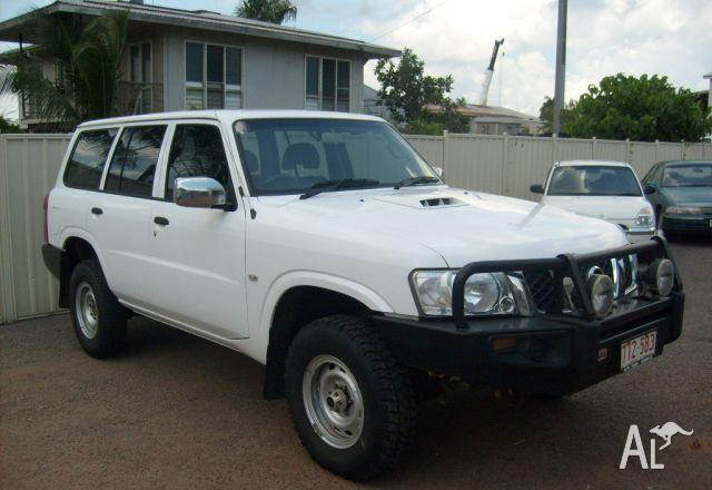Nissan Patrol Dx 4x4 Gu Iv 2006 For Sale In Winnellie