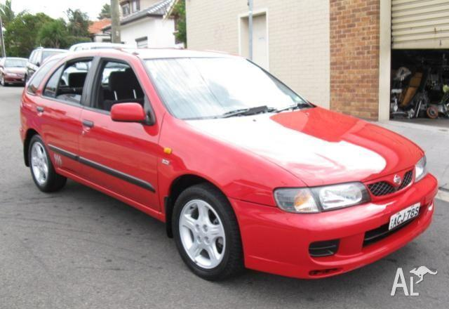 Nissan Pulsar Sss N15 1998 For Sale In Five Dock New