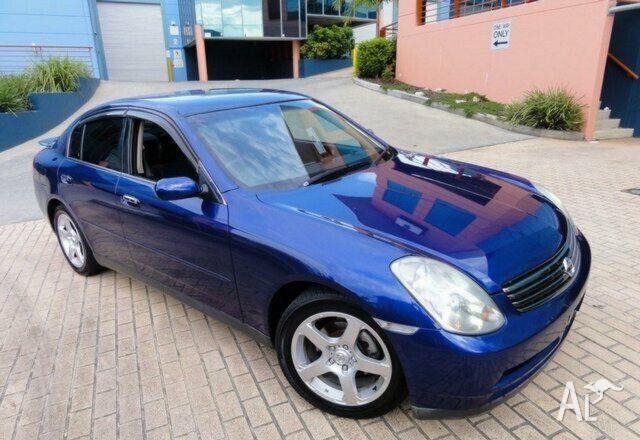 Nissan v35 for sale