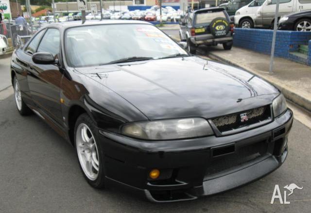 Nissan Skyline Gtr 33 V Spec 1995 For Sale In Five Dock