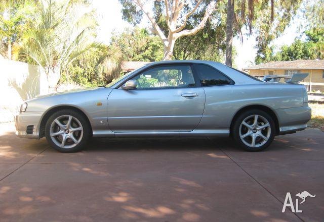 1999 Nissan Skyline R34 For Sale In Us.html | Autos Weblog