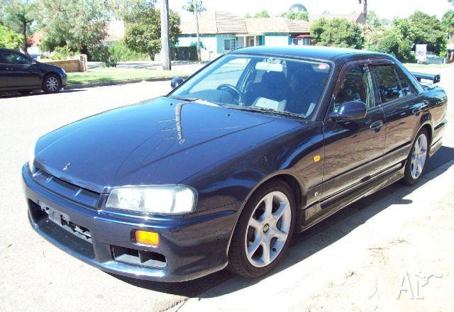 nissan skyline r34 2000 for sale in kirrawee new south wales classified. Black Bedroom Furniture Sets. Home Design Ideas
