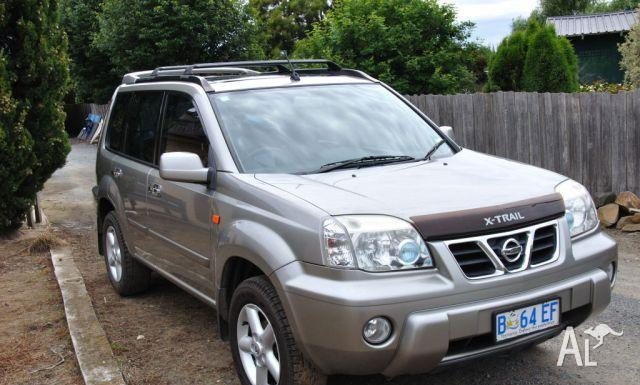 nissan x trail t30 2003 for sale in launceston tasmania classified. Black Bedroom Furniture Sets. Home Design Ideas