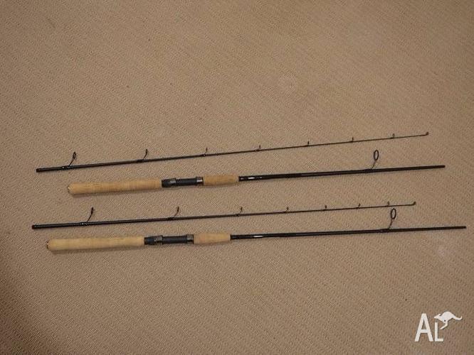Nitro Fishing Rods - Viper & Magnum Butt
