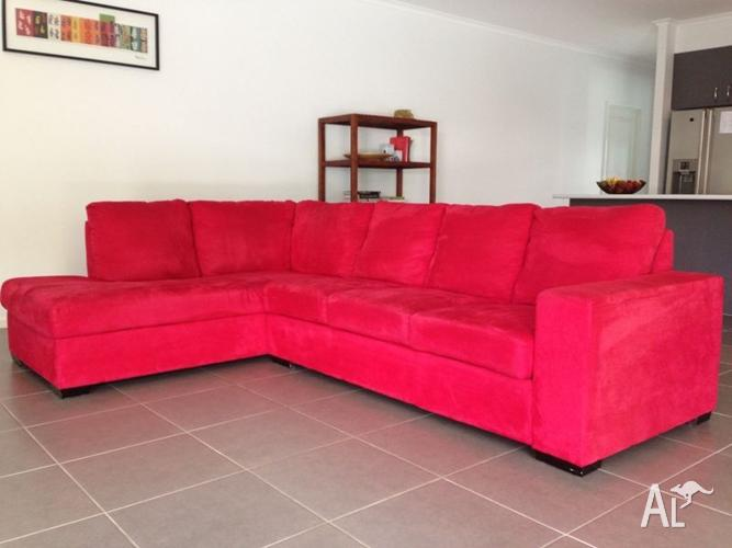 Nixon 4 seater lounge sofa 4 seater with chaise for sale for 4 seater lounge with chaise
