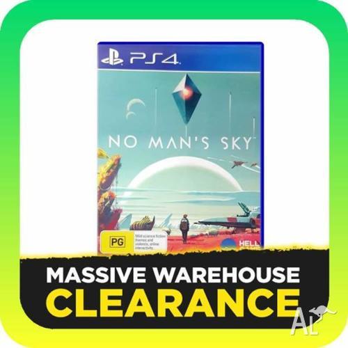 No Mans Sky (PS4, PlayStation 4)
