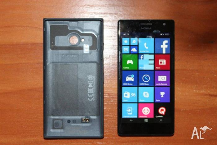 NOKIA LUMIA 735 RM-1038 4G 8GB IN GOOD CONDITION