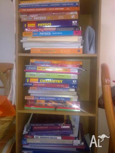 Numerous HSC textbooks- including FREE notes and past papers for