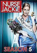 Nurse Jackie Season 5 BOX SET NEW RELEASE!!