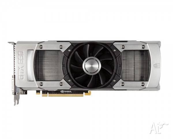 Nvidia MSI GTX690 (4GB) video card