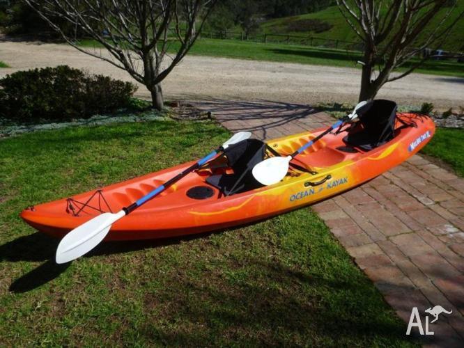 Ocean Kayak - Malibu 2XL