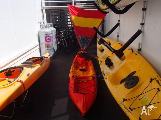 Ocean Kayak Prowler 13 - 3 metre