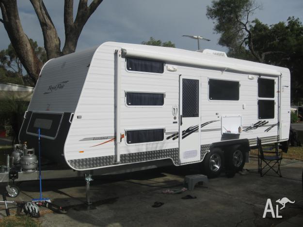 New New AUSTRALIAN OFF ROAD MATRIX IV Caravans For Sale