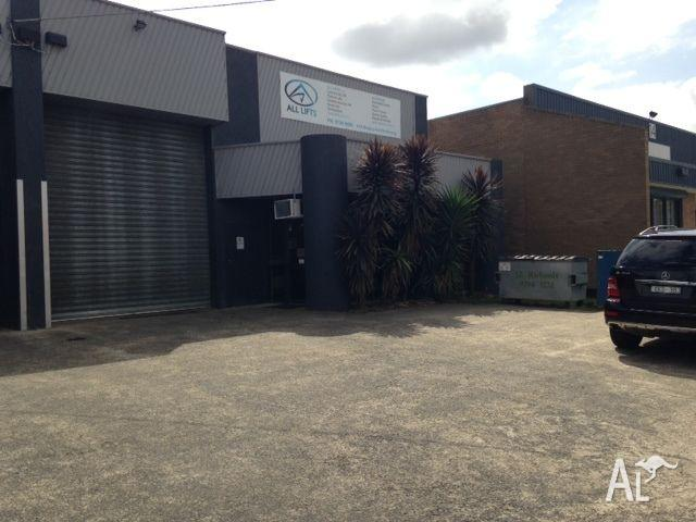 Office/Factory Space for Lease