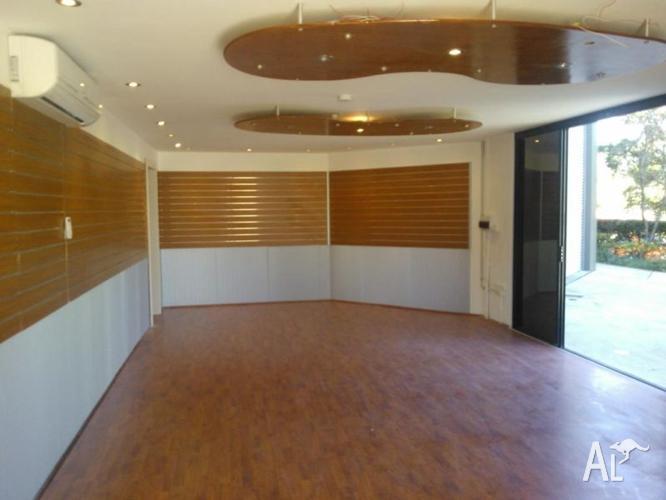 office/showroom /wharehouse