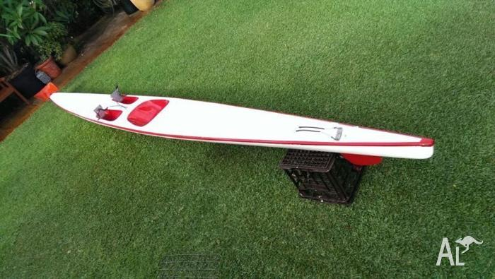 Old 55m Surf Ski
