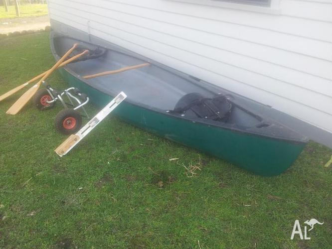 Old town canoe for Sale in BADGER HEAD, Tasmania Classified