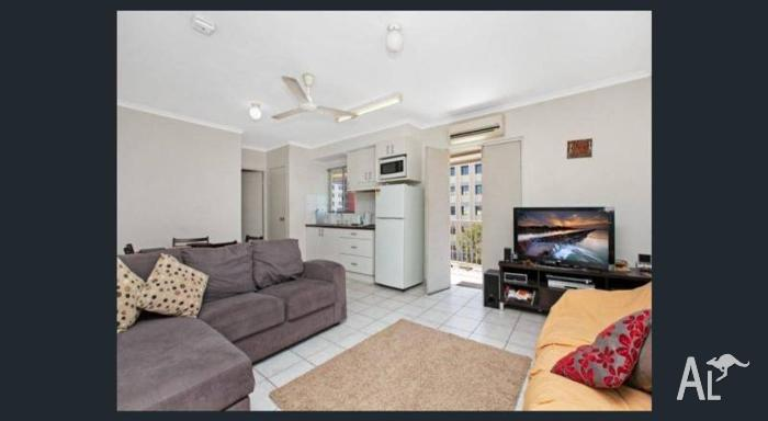 One Bedroom Unit for Sale 83/21 Cavenagh Street Darwin