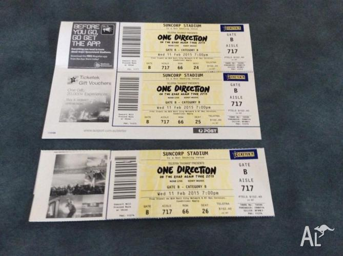 On The Road Again Tour Tickets Price