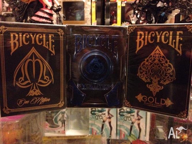 One Million Bicycle® Playing Cards Deck