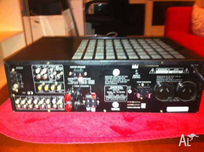 Onkyo amplificatore tx sv454 on