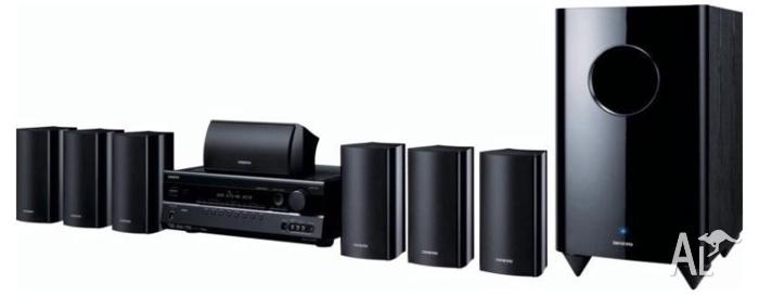 Onkyo HT-S6200, 7.1 ch speakers and woofer only for