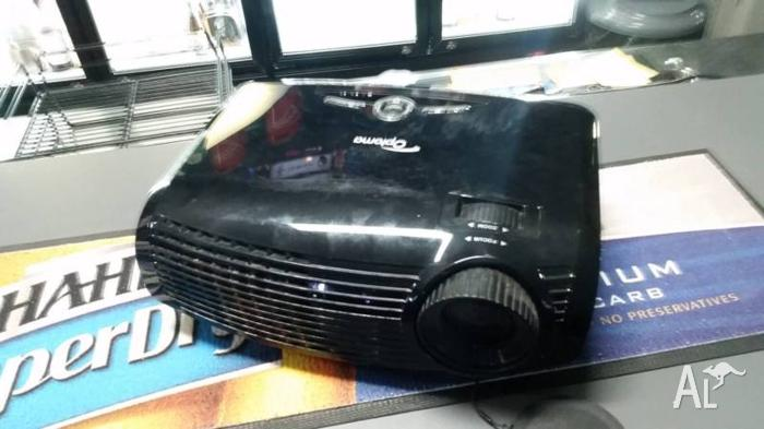 Optoma TW762 HD Projector 3d Ready