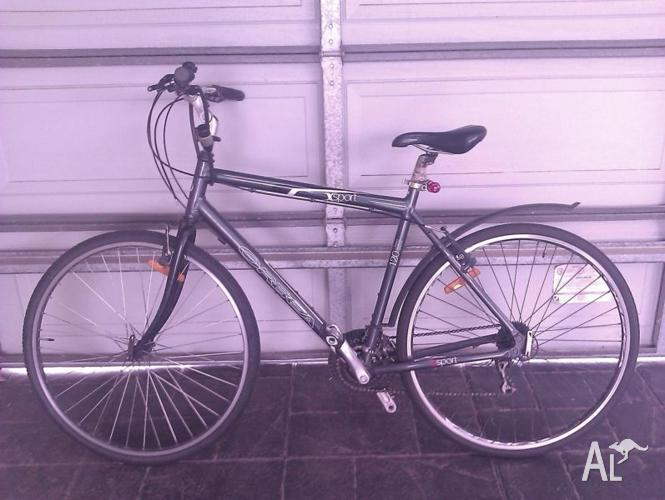 ORBEA Sport Hybrid bicycle