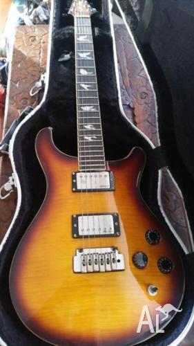 Original J.D Luthier Genuine Electirc Guitar
