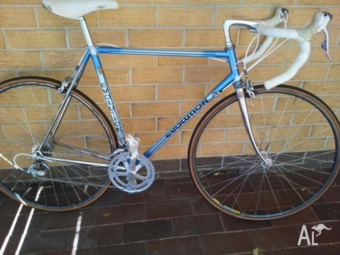 Original Ken Evans Evolution Road Bike / Bicycle