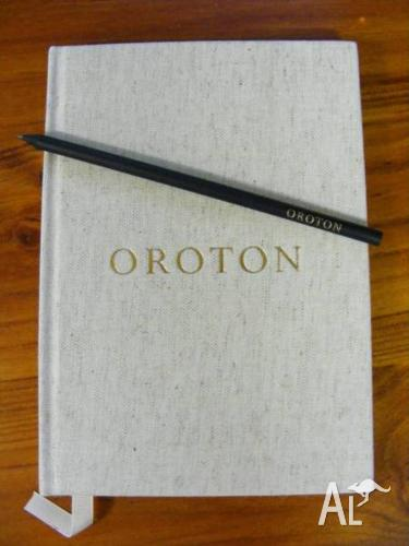 OROTON NOTEBOOK JOURNALS DIARIES
