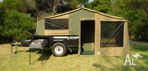 Awesome  Excalibur Offroad Deluxe Camper Trailer In GEMBROOK Victoria For Sale