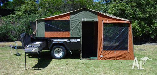 Innovative Caravan Amp Camper Trailer Covers In SPRINGVALE Victoria For Sale