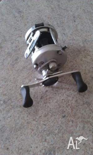 ***** OVERHEAD FISHING REEL *****