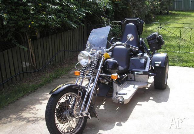 OZ TRIKE CHOPPER 2   2004