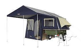 OzTrail Camper 9